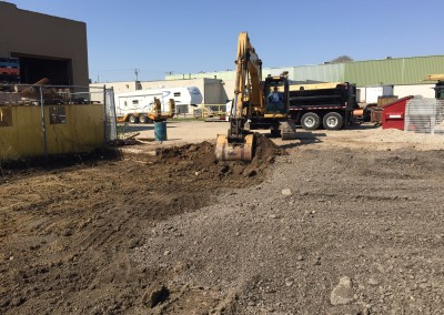 Excavating and Grading - Palazzolo Concrete Removal