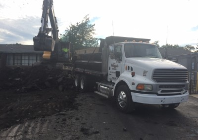 Asphalt Removal and Hauling